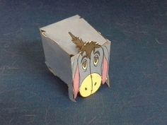 Day 35 - Eeyore Oh Bother Box