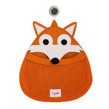 3Sprouts - Bath storage fox