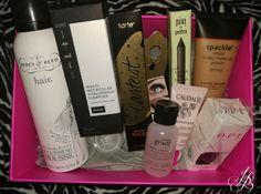QVC Beauty Box! TILI