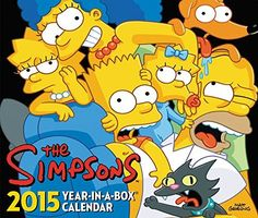 The Simpsons Boxed Calendar (2015) by Landmark, http://www.amazon.com/dp/1423825314/ref=cm_sw_r_pi_dp_.Rewub0DYPPX9