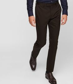 Reiss: Ousby (Chocolate Twill)
