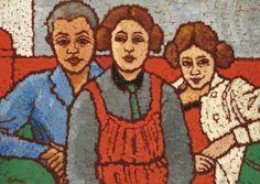 Rippl-Rónai József - Három gyermek, 1912 körül