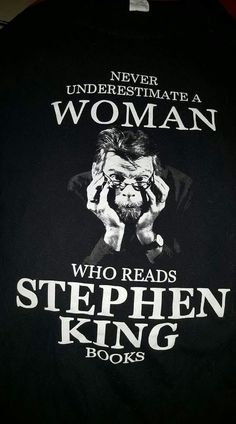 Stephen King - The Master is King Es Stephen King, Stephen King Books, Stephen Kings, I Love Books, Good Books, Books To Read, Reading Books, Stanley Kubrick, Steven King Quotes