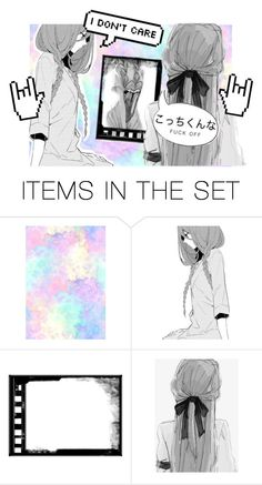 """""""poisoned youth"""" by galaxybun on Polyvore featuring art"""