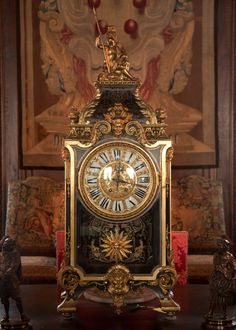Ornate Clocks That Chime~ A Favorite!