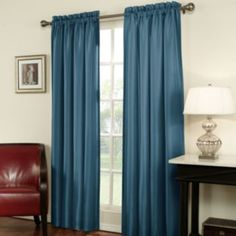Home+Classics+Royalty+Interlined+Curtain