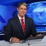 Após entrevista com Dilma, Bonner aparece com 20% das intenções de voto