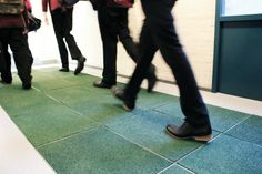 A new paving technology could transform pedestrian footfall into a major source of renewable energy for heavily frequented urban thoroughfares.