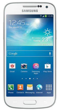 The all new Samsung Galaxy S4 Mini!