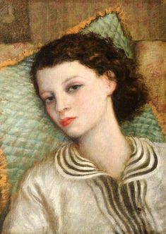 rex whistler, lady caroline paget, [probably ca. 1930-1939]