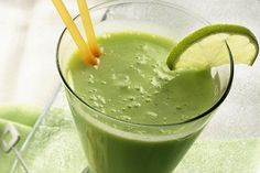 A Green Cleansing Smoothie is wonderful medicine that we can give our bodies. The green vegetables provide chlorophyll which neutralises toxins in our bodies.