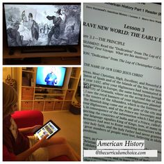 Compasss Classroom - Dave Raymond's American History Review at The Curriculum Choice
