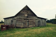 100+ year old barn on my uncle's farm.