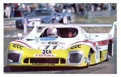 Bell - Schuppan (JCB Mirage) -24 Heures du Mans 1976 - sport-auto juillet 1976.