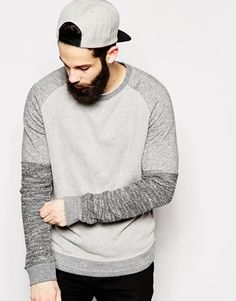 New Look Multi Block Sweatshirt http://asos.do/eFUANt