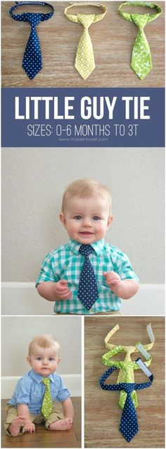 Little Guy Ties