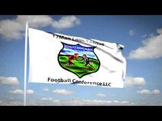 12Man Little League Football Conference LLC Flag