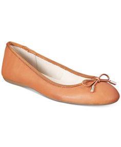 Alfani Women's Step 'N Flex Aleaa Ballet Flats, Created for Macy's - 60/80