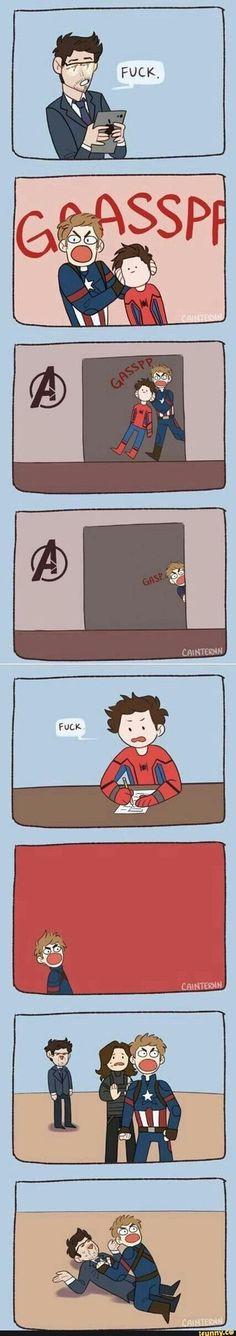 69 Trendy Funny Marvel Memes The Avengers Iron Man Funny Marvel Memes, Dc Memes, Avengers Memes, Marvel Jokes, Funny Comics, Funny Memes, Hilarious, Marvel Fan, Marvel Dc Comics