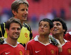 United; Van Da Sar