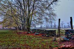 Coggeshall Farm in Bristol, Rhode Island photo by Ed King