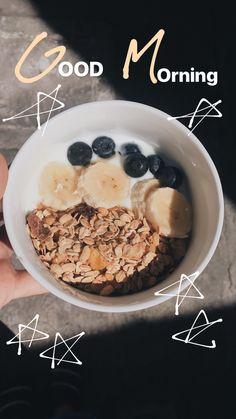 Breakfast # Food and Drink ideas fitness Account Suspended Tumblr Food, Good Food, Yummy Food, Comfort Food, Aesthetic Food, Food Inspiration, Inspiration Fitness, Instagram Story, Food Instagram