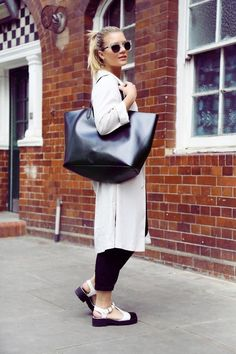 Isabella Thordsen Is Wearing Bag From Givenchy, Sandals, T-shirt And Sunnies From Asos, And Trousers From LOVE Street Style 2014, Street Style Women, Valentino Shoes, G Star Raw Jeans, Balenciaga Top, White Denim Jeans, Fashion Lookbook, Fashion Trends
