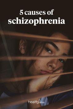5 Schizophrenia Causes: Plus, How to Treat and Seek Help Schizophrenia Quotes, Paranoid Schizophrenia, Schizophrenia Symptoms, Psychology Disorders, Mental Disorders, Abnormal Psychology, Reading Psychology, Schizophrenia, Writing