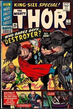 Thor King Size Special 2 1966