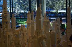 Lego exhibition - Dunedin Public Art Gallery
