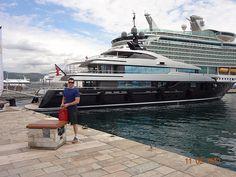 Slipstream Super Yacht.
