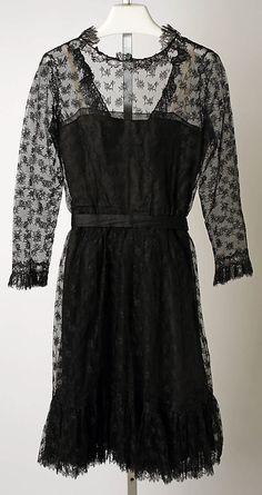 Cocktail dress spring/summer 1965 Dior