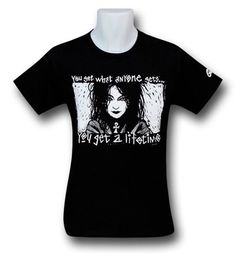 Images of Death Lifetime By Chris Bachalo T-Shirt
