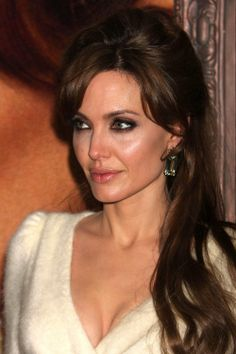 angelina jolie #makeup
