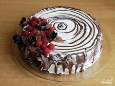 """Торт """"Трухлявый пень"""" (классический рецепт) - пошаговый кулинарный рецепт с фото…"""