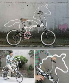 The Pony Bicycle | 42 Awesome Kid Things That Adults Secretly Wish They Could Have