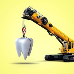 Extraction of the teeth! quickly and reliably!