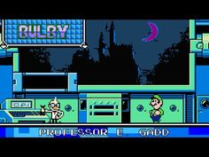 Professor E. Luigi's Mansion, Dark Moon, Types Of Music, 8 Bit, Professor, Facebook, Mansions, Youtube, Teacher