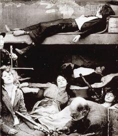 Opium Den....Early 1900s