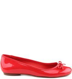 SAPATILHA CLASSIC SHINE RED