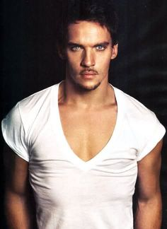 Jonathan Rhys Meyers....That's right~ Smolder for me dollface X////x  TEHE x3