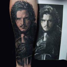 Tattoos # Spezielles Game Of Thrones - Tätowierung – John Snow (Game Of Thrones). of Thrones Wa - Orca Tattoo, Hamsa Tattoo, Diy Tattoo, Tattoo Ideas, John Snow, Game Of Thrones 5, Game Of Thrones Tattoo, Dragon Tattoo For Women, Dragon Tattoo Designs