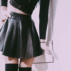 Image via We Heart It https://weheartit.com/entry/160433303 #black #grunge #pale