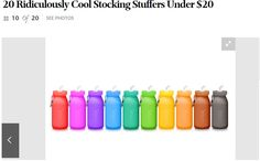 bubi bottle was featured on RedbookMag.com in their #Stocking #Stuffer #Gift #Guide: http://bubibottle.com/blog/bubi-bottle-featured-on-redbookmagcom-in-their-stocking-stuffer-gift-guide/