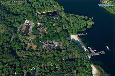 Walt Disney World Aerial Photos - Disney's Fort Wilderness Resort and Campground