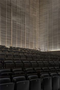The HUB Performance and Exhibition Center by Neri & Hu Design and Research Office | Office facilities