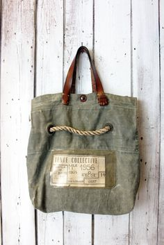 TENTE COLLECTIVE! BANG BAG FROM 1956