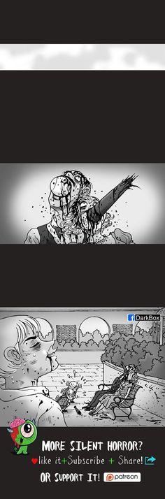 Silent Horror :: Servant | Tapastic Comics - image 9