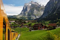 Eiger - Jungfrau Glacier Panorama View (from Zurich) Spend a full day in the beautiful alpine world of the famous Bernese Oberland on this guided coach tour from Zurich. Sit back and relax on your guided tour in comfortable deluxe coach along the scenic route via Interlaken to Lauterbrunnen. There, you'll take the famous Wengernalp mountain railway for a 45-minute trip through idyllic alpine meadows and forests to the idyllic village of Wengen and then up to Kleine Scheideg...