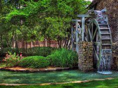 Water Wheels / Water Mills
